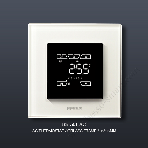 CENTRAL AIR CONDITIONER THERMOSTAT