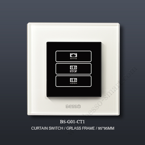 CURTAIN CONTROL SWITCH BS-G01-C1