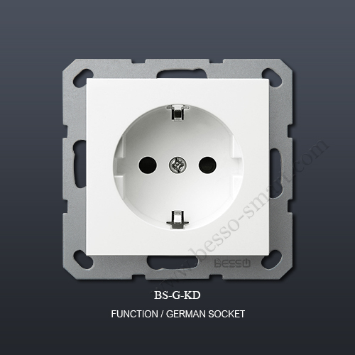GERMAN SOCKET BS-G-KD