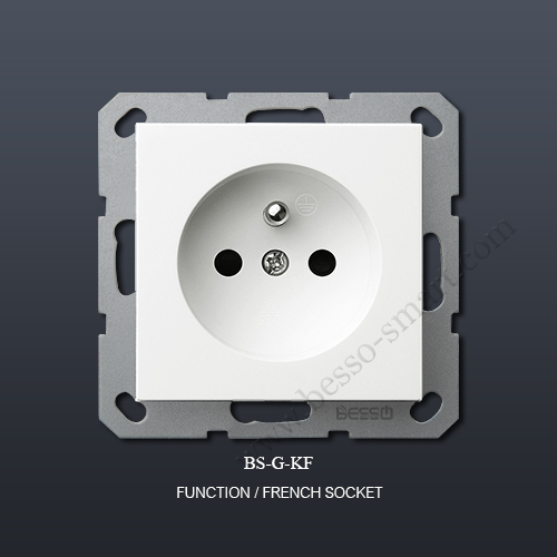 French socket